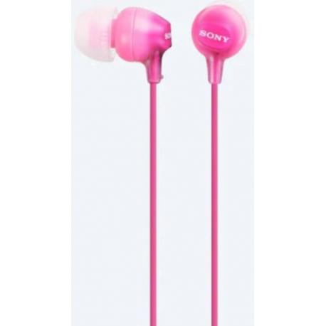 Auricular In Ear MDR-EX15LPPIZUC Rosa SONY